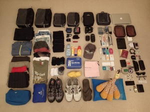 Packing challenge 01