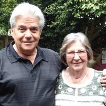 Our neighbours Kurt and Maria