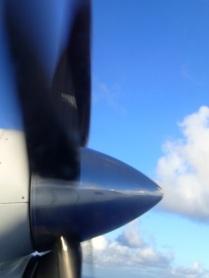 flight to Aitutaki