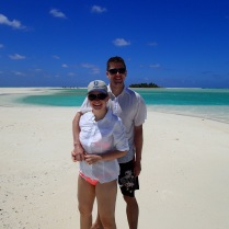 "Honeymoon island … ""Awwww"""