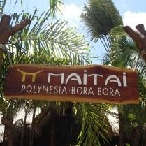 Our hotel in Bora Bora (cool name right?)