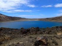 Blue Lake … what a creative name.