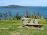 North Head bench