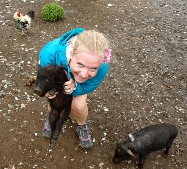 Bea hat Schwein