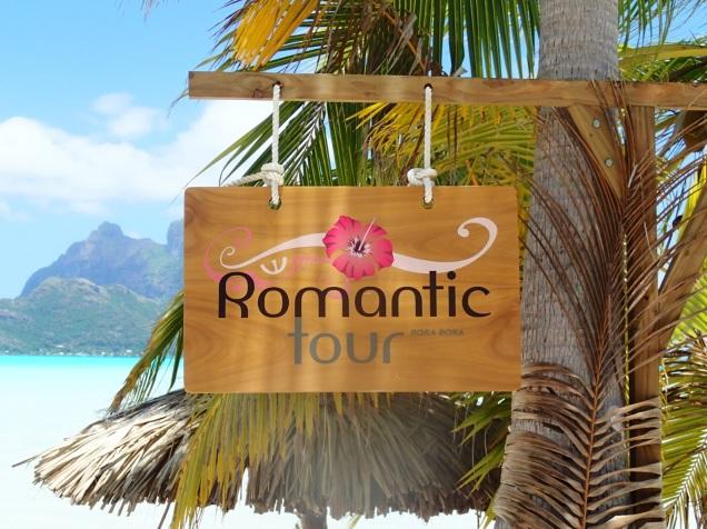 romantic island stop