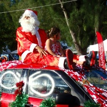 Santa ...
