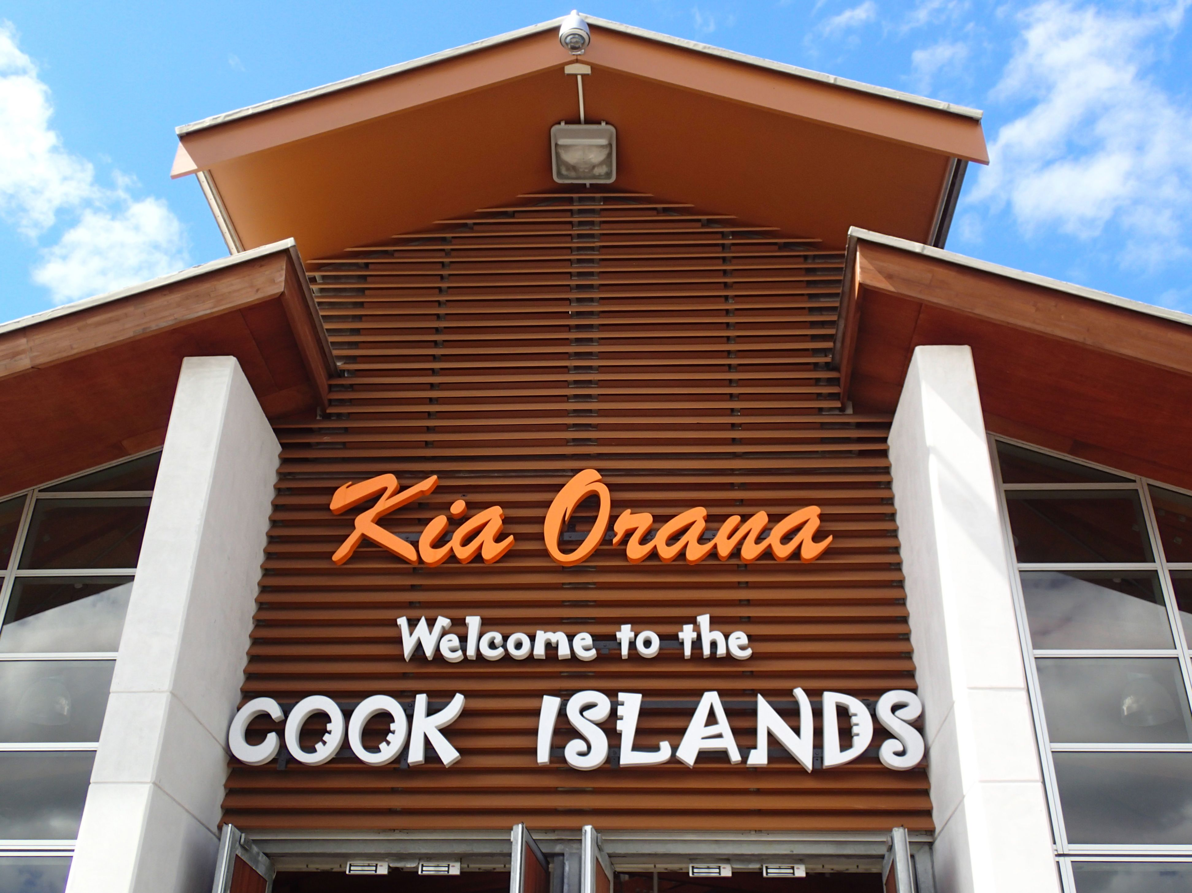 how to get to cook islands