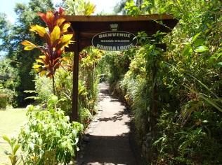 Vanira Lodge bienvenue