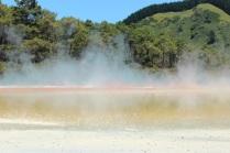 Waiotapu Champagne Lake