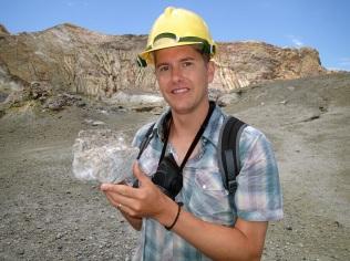 Look! It's a rock :-)