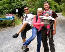 Akatarawa walk