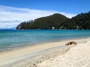 Abel Tasman Coastal Walk - Day 2