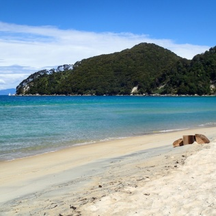 Abel Tasman Coastal Walk - Day 2