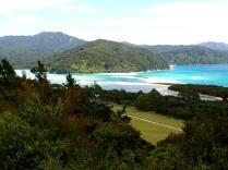 view of Onetahuti bay