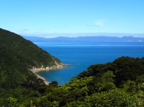 Abel Tasman Coastal Walk - Day 5