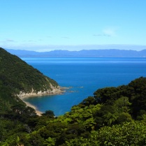 Abel Tasman Coastal Walk - Day 5