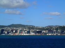 Bye bye Wellington