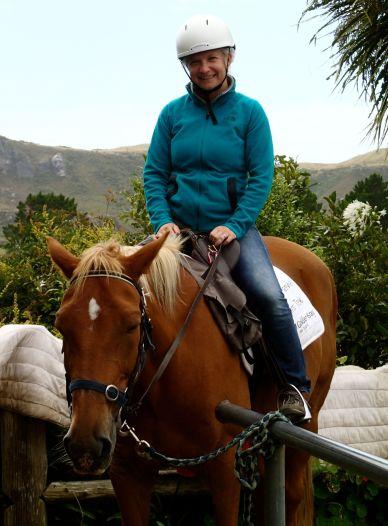 Cape Farewell Horse Trek
