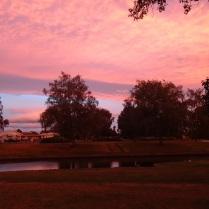 Hastings sunrise