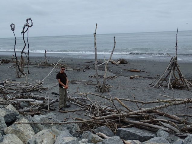 … lost between the driftwood ...