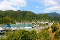 Interislander in Picton