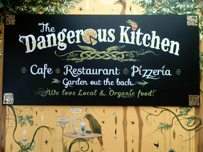 Dangerous kitchen