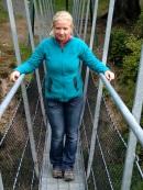 """""""A swing bridge … I don't like it"""""""