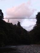 the swing bridge