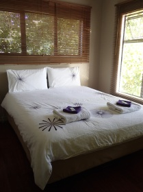 our room at Waitapu Springs B&B