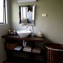 this is what a B&B bathroom should look like