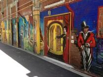 Wellington city walk
