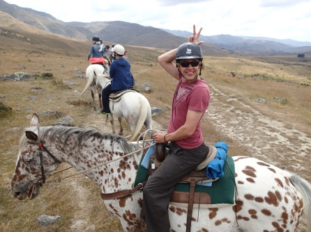 Backcountry Saddle Expedition