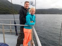 dolphin watching in Doubtful Sound