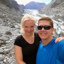 Fox glacier walk