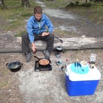 camping BBQ