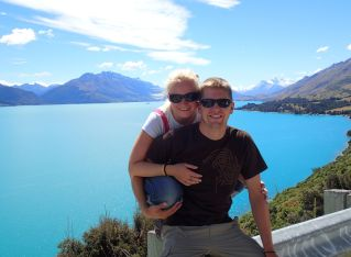 Lake Wakatipu to Glenorchy