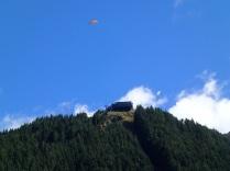 Queenstown paraglider