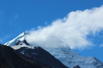 Mount Cook in the distance