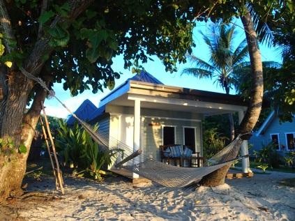 'our' villa ...