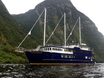 Doubtful Sound Fjordland Navigator