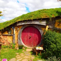 … and more Hobbit houses