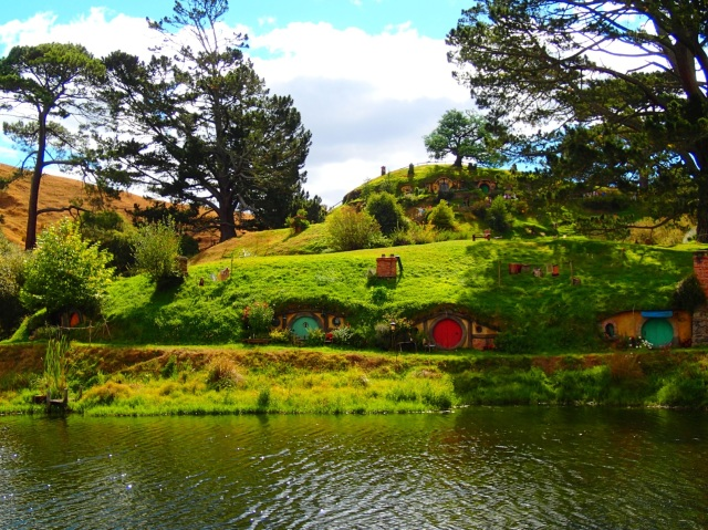 Farewell Bilbo Baggins from the Shire! See you again next time!