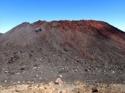 The final crater view