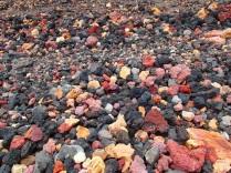 Look! German coloured gravel :-)