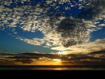Ninety Mile beach sunset