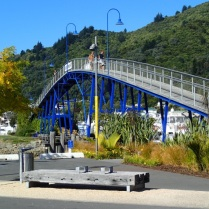 Picton harbour bridge