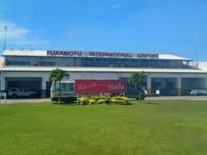 Fua'Amotu airport