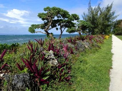 Nuku'Alofa promenade