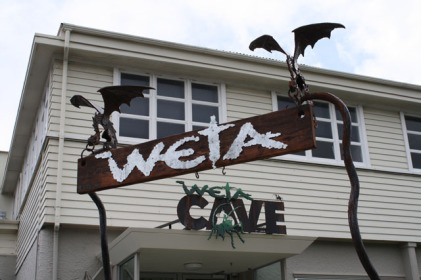 Weta Cave