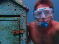 under water post box